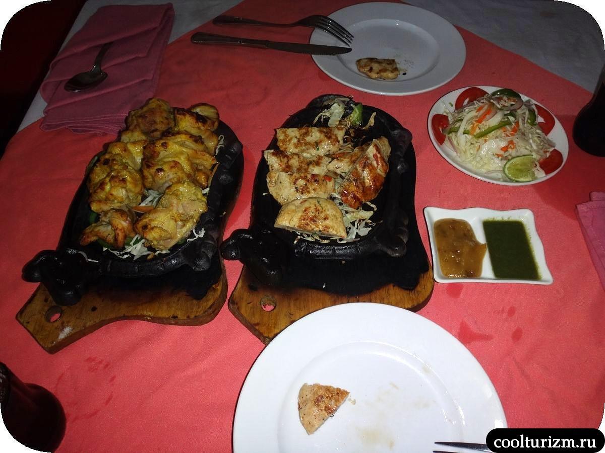 индийская кухня в Нячанге