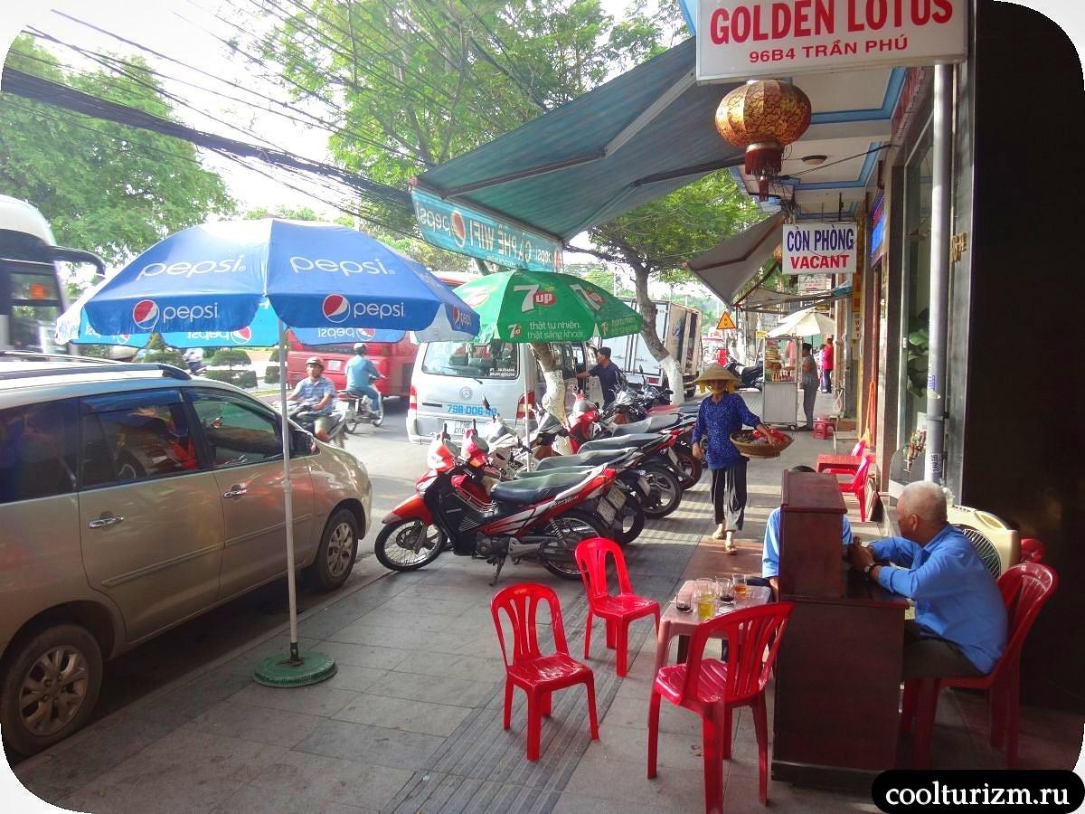 Голден Лотос Нячанг Вьетнам