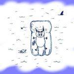Морские фантазии Свинни
