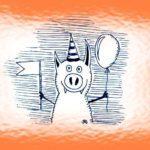 Скромный свиной праздник