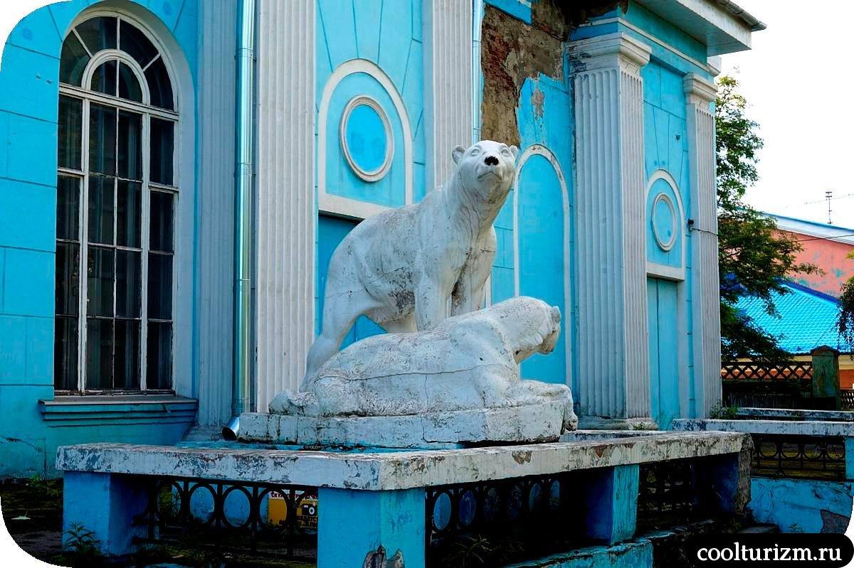 Дк моряков медведи Мурманск