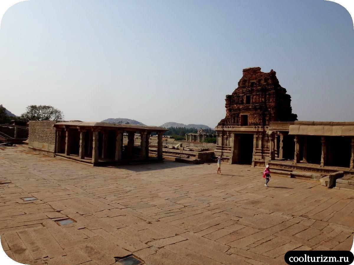 храм Виттхала Хампи