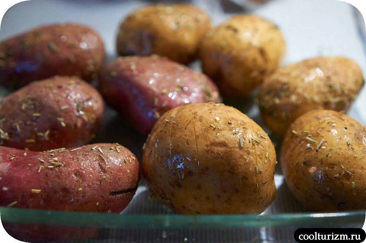 корейка с картошкой в винном соусе