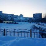 Солнечный сквер Мурманск
