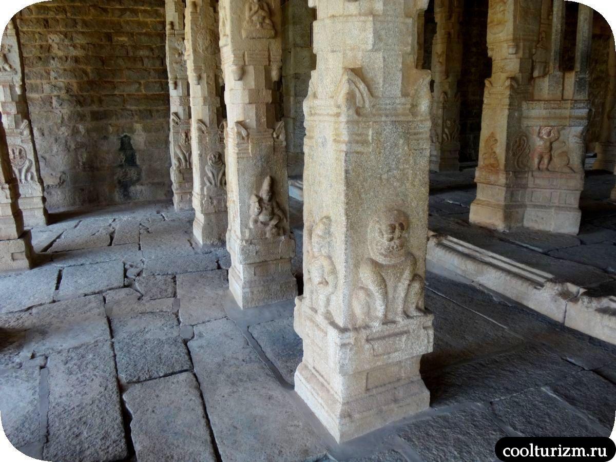 Храмовый комплекс Виттала Хампи