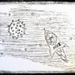 Свинни летит на Луну