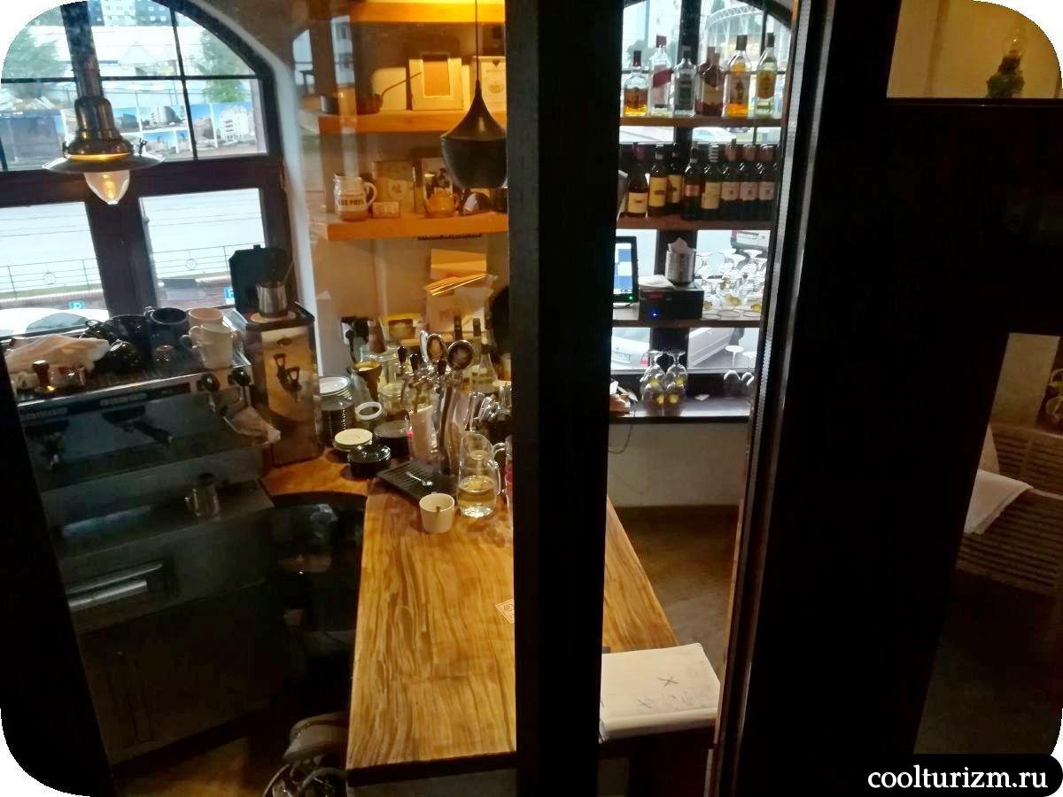 кафе маяк калининград