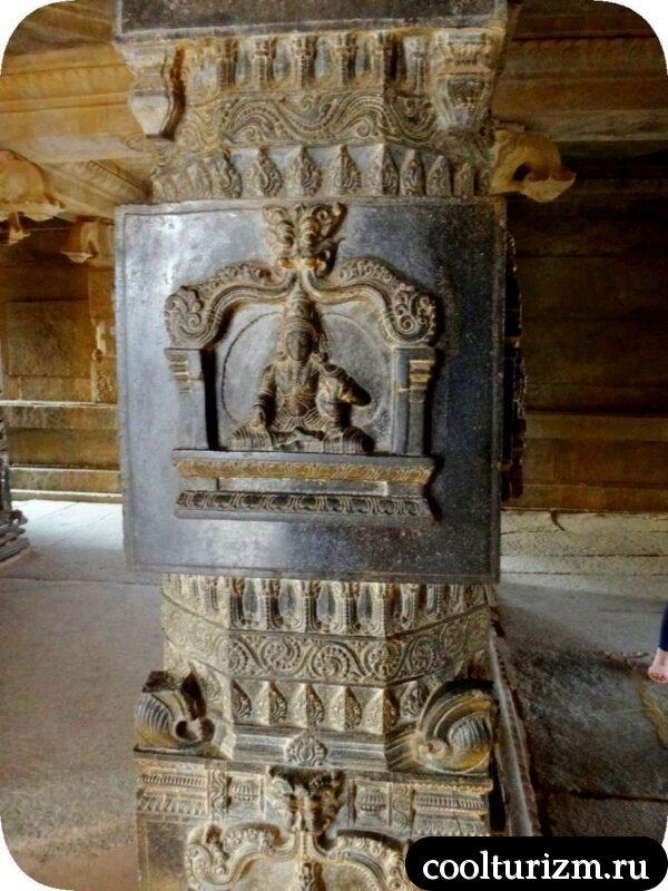 Храм Хазара Рама Хампи