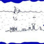 Пирамиды на дне моря