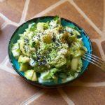 Салат под шашлык
