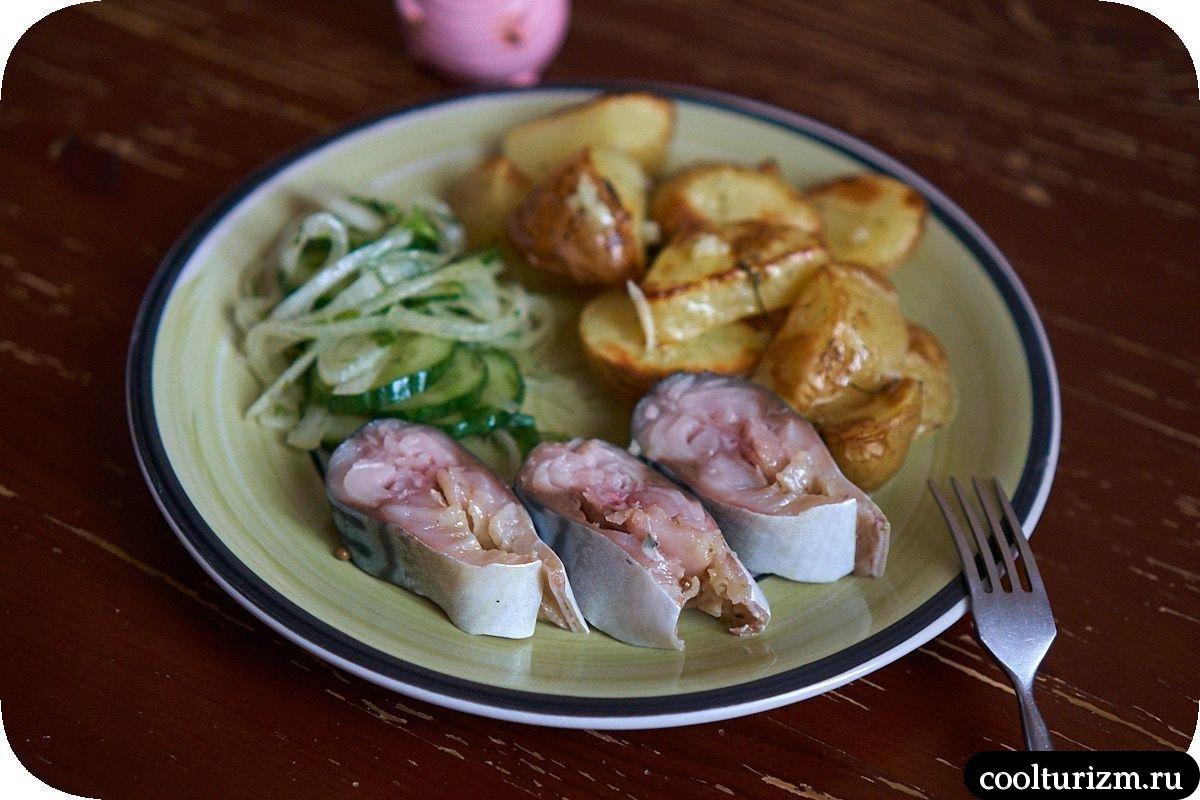 вкусный рецепт скумбрии пряного посола