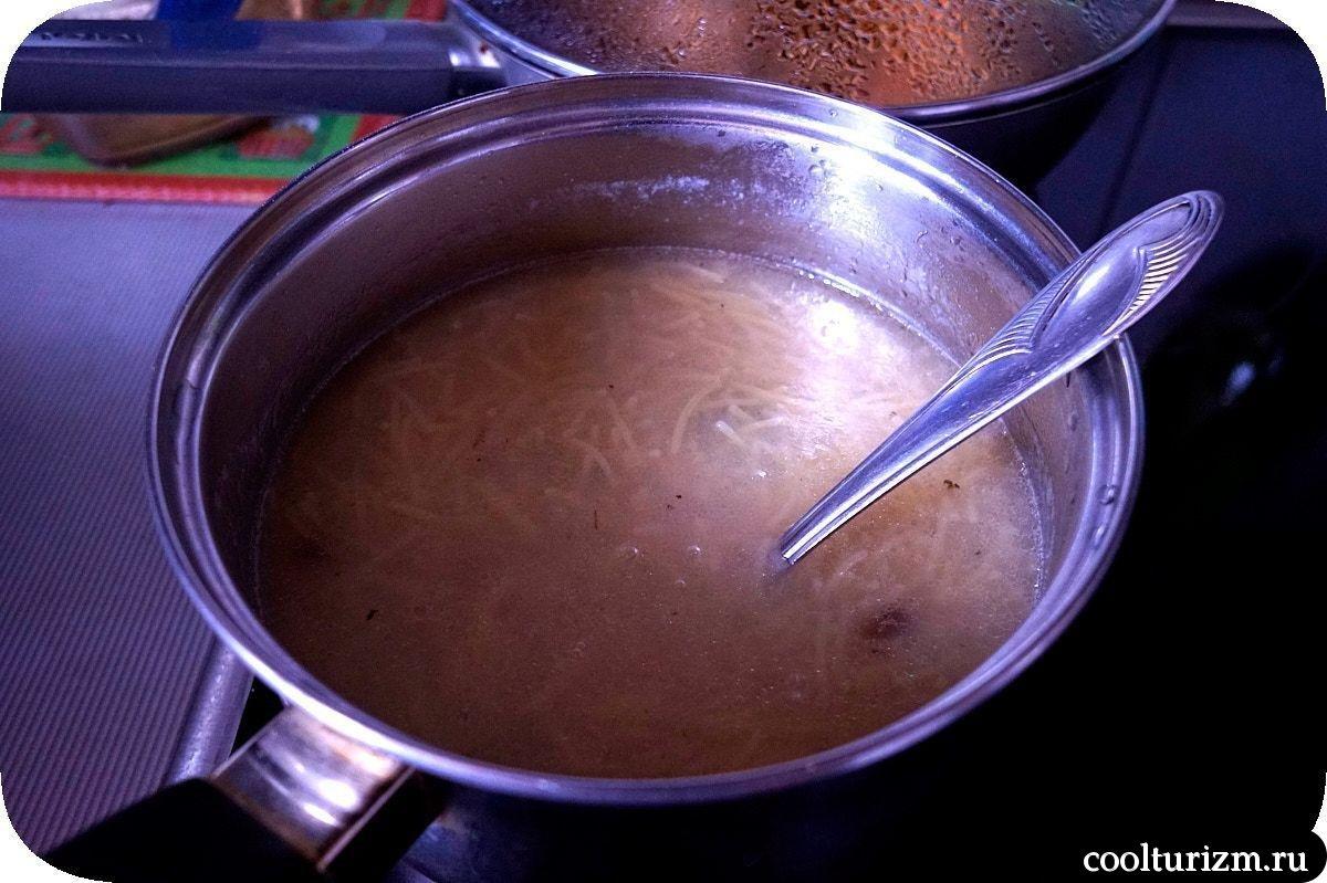 рецепт запеканка из вермишели с яйцом
