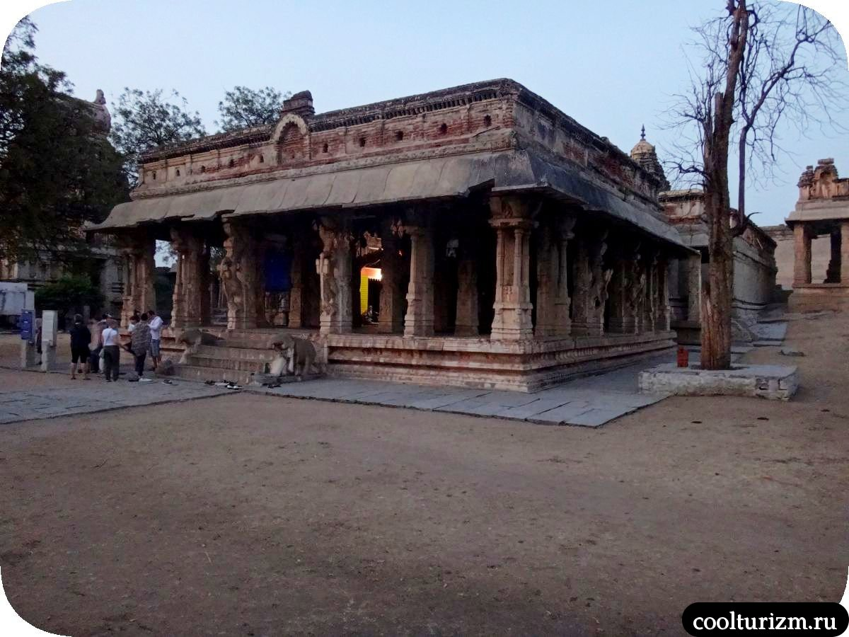 храм Рагхунатху Хампи Рама