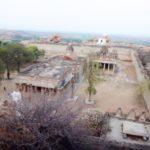Храм Рагхунатха на холме Маляванта в Хампи