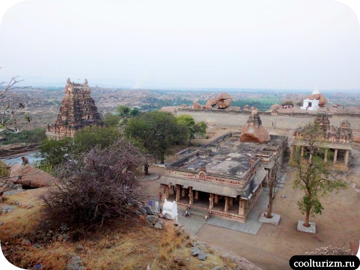храм Рагуната Хампи