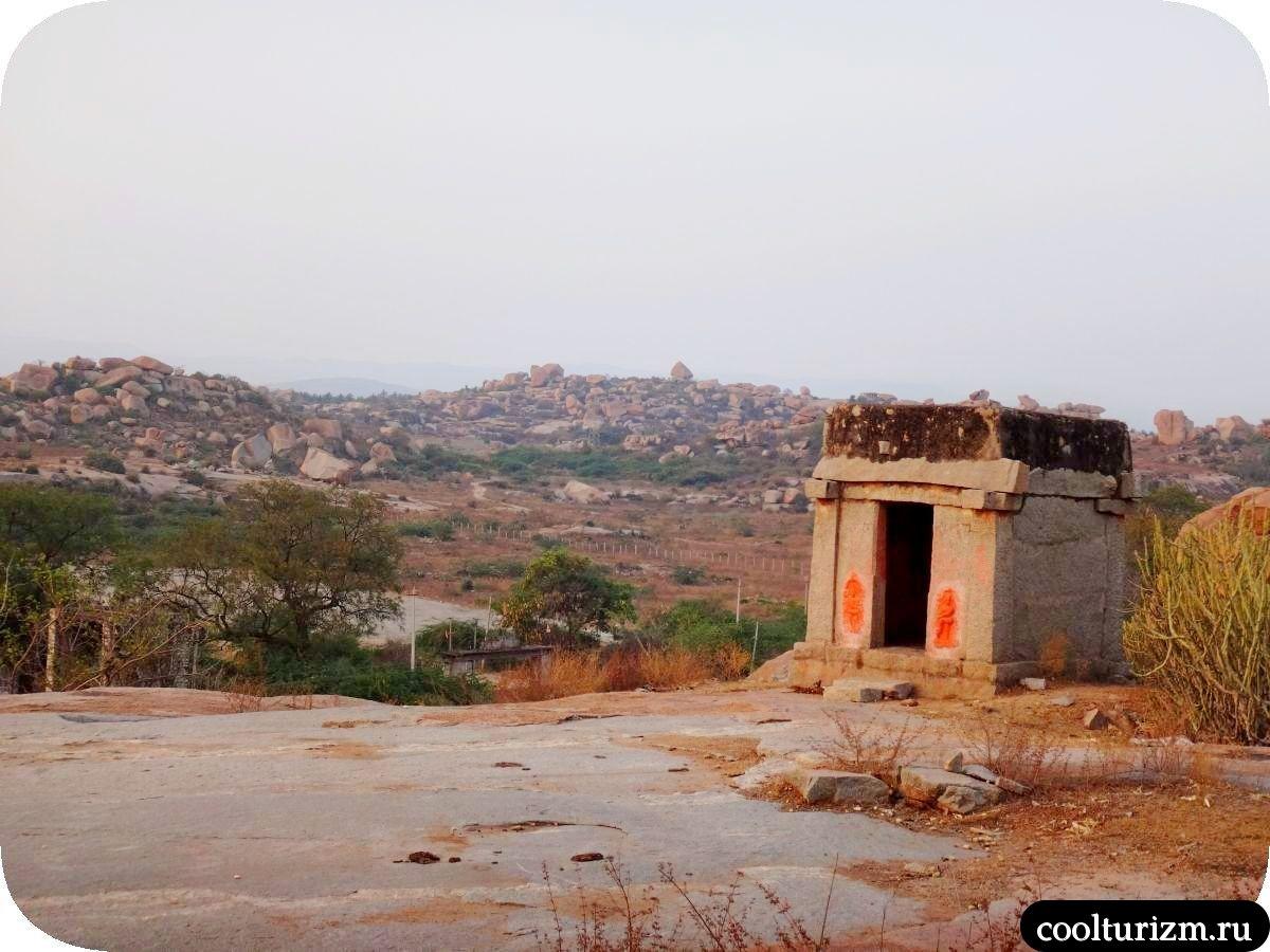 храмовый комплекс Рагуната Хампи Индия