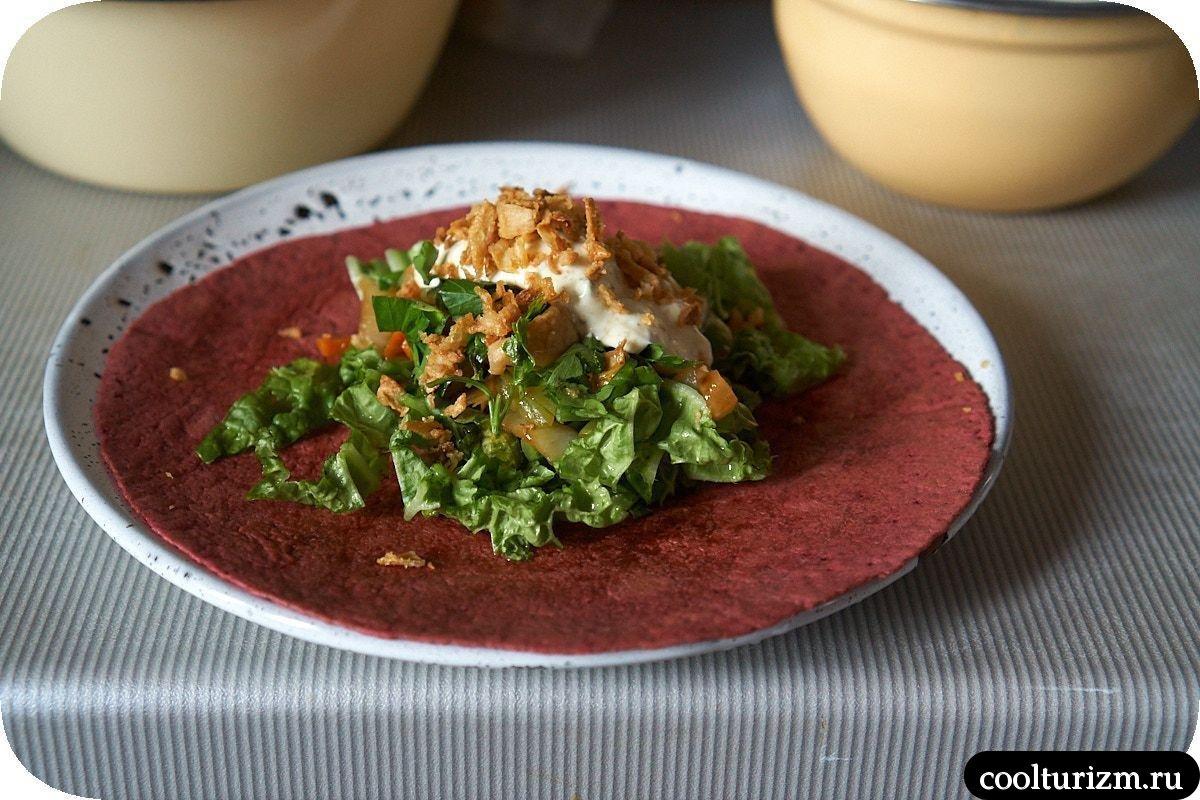 что приготовить из лепешек тортилья с индейкой соус для тортильи