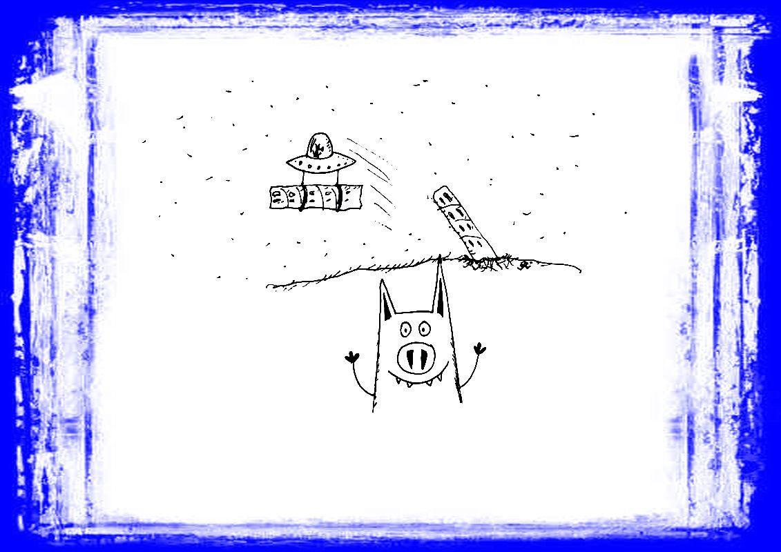 новая инопланетная версия наклона Пизанской башни