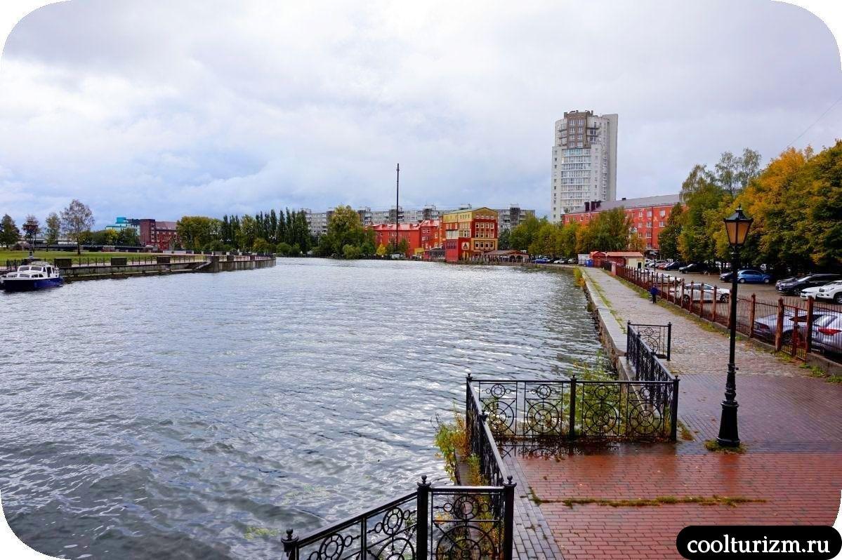 новый Юбилейный мост Калининград