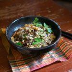 Что приготовить из черного и белого риса