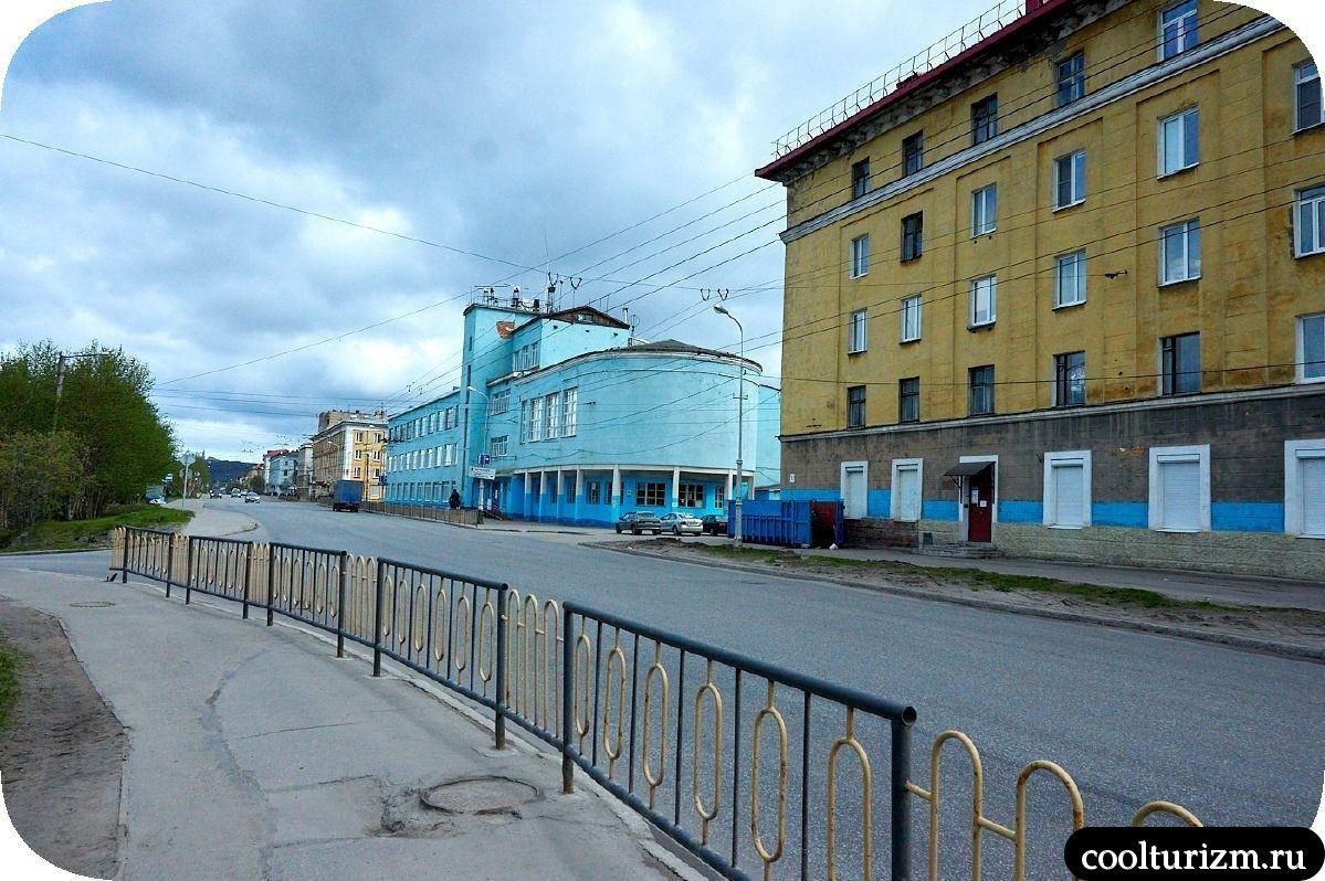 Мурманское мореходное училище имени Месяцева