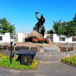 Памятник Бредову в Мурманске