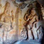 Гаруда и храм Вишну в Бадами