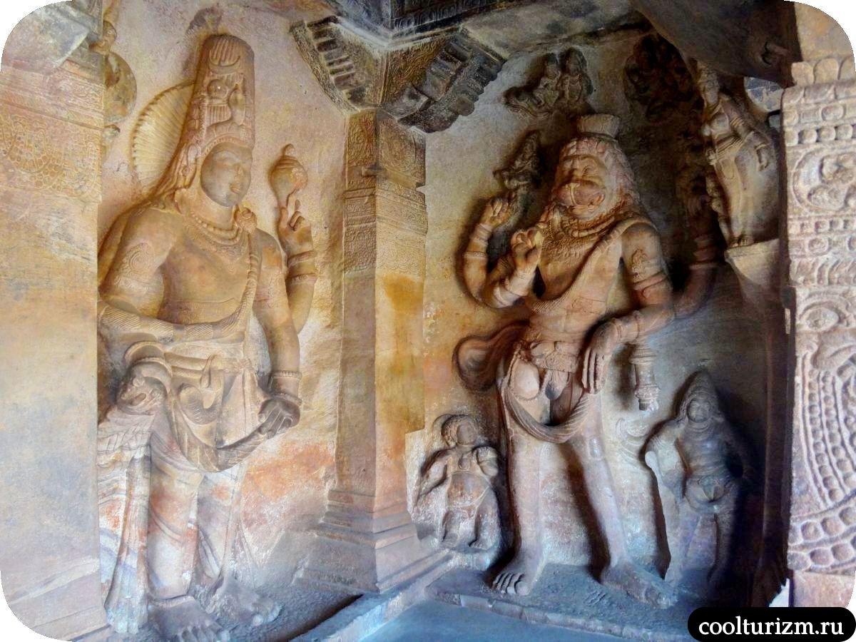 Нарасимха Бадами храм Вишну