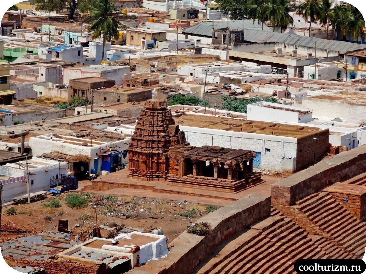 Йалламма храм Бадами