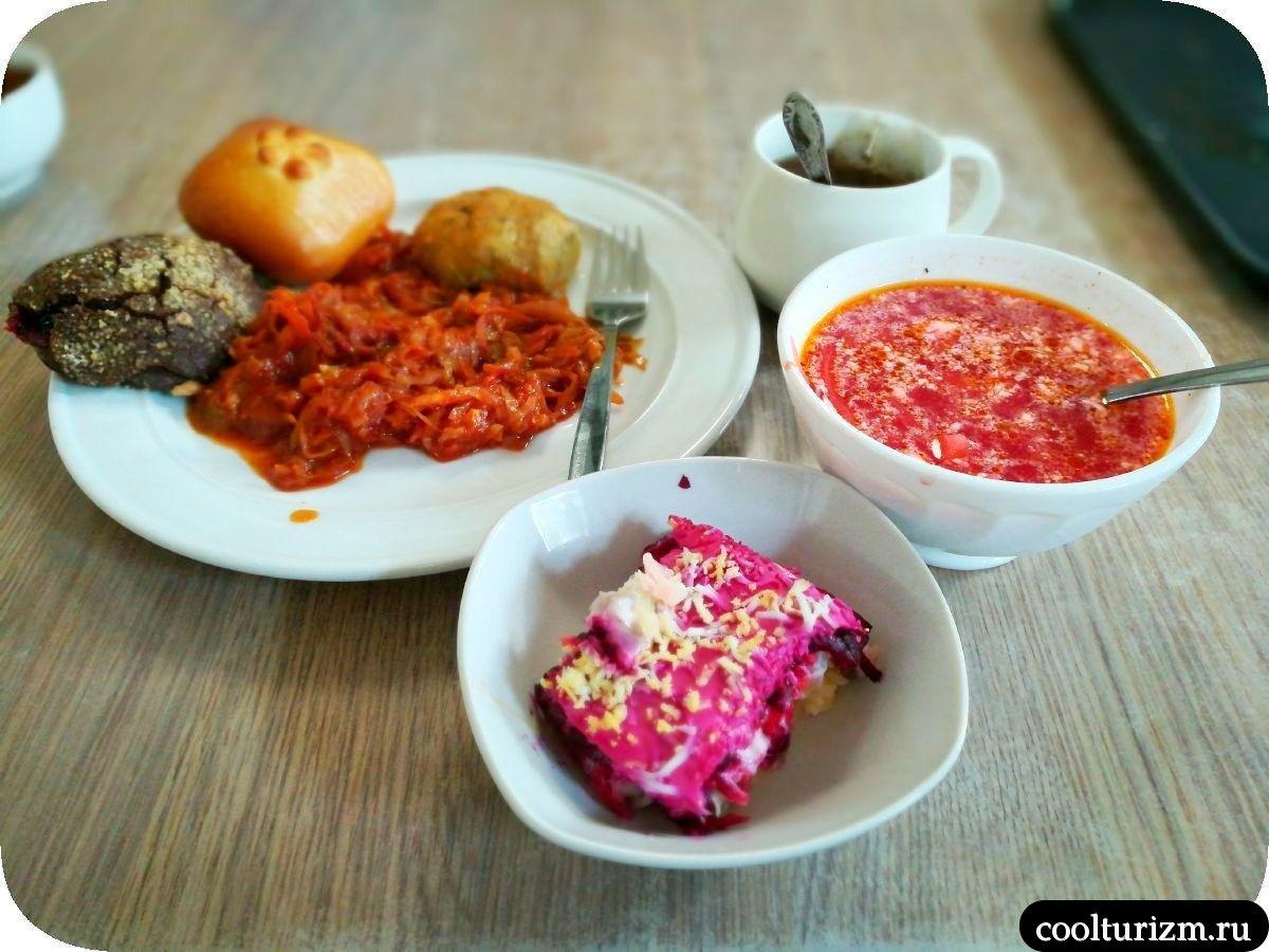 где поесть в Пскове бюджетно и вкусно