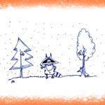 Енот Оскар контролирует лес