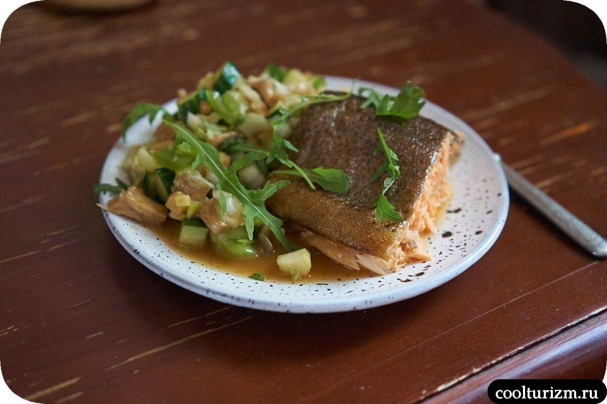 пошаговый рецепт приготовления форели в духовке