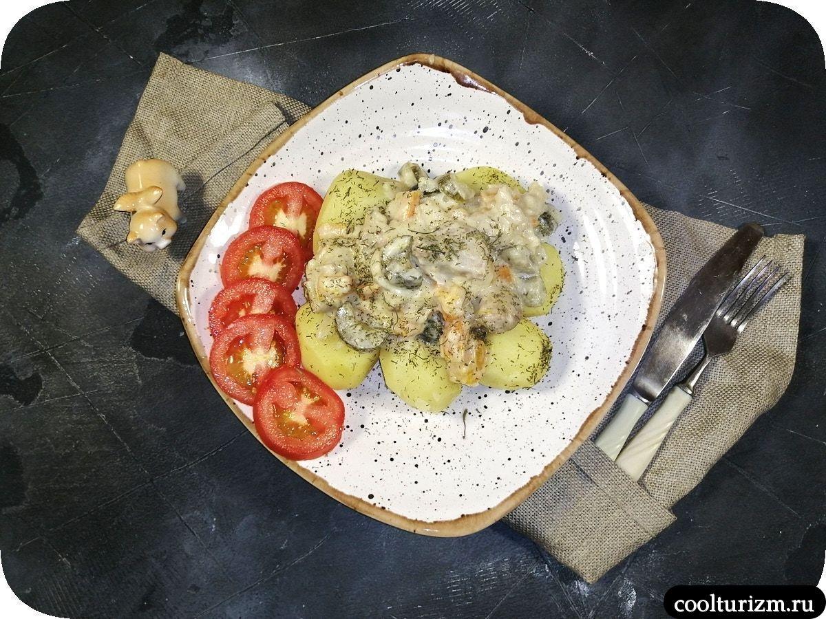курземес пошаговый рецепт с фото