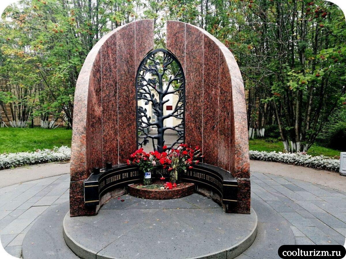 Разорванное сердце Мурманск где находится