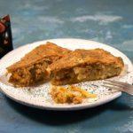 Пирог с фаршем пошагово