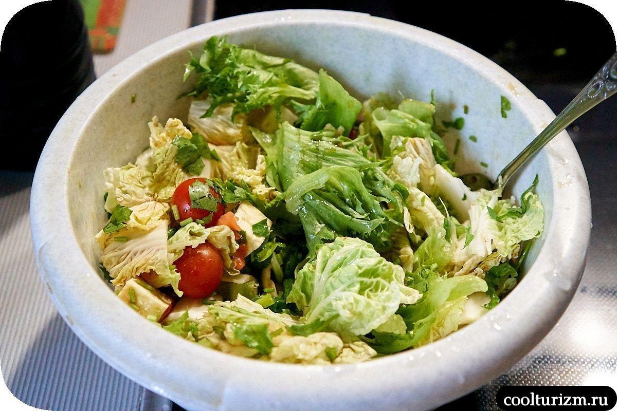 простой и вкусный салат с куриной печенью рецепт