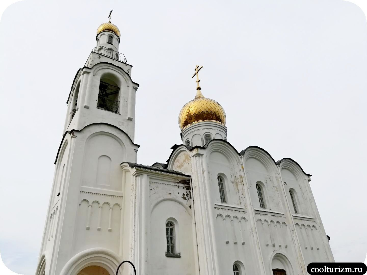 Церковь Владимира Равноапостольного в Стуколово Псковская область фото