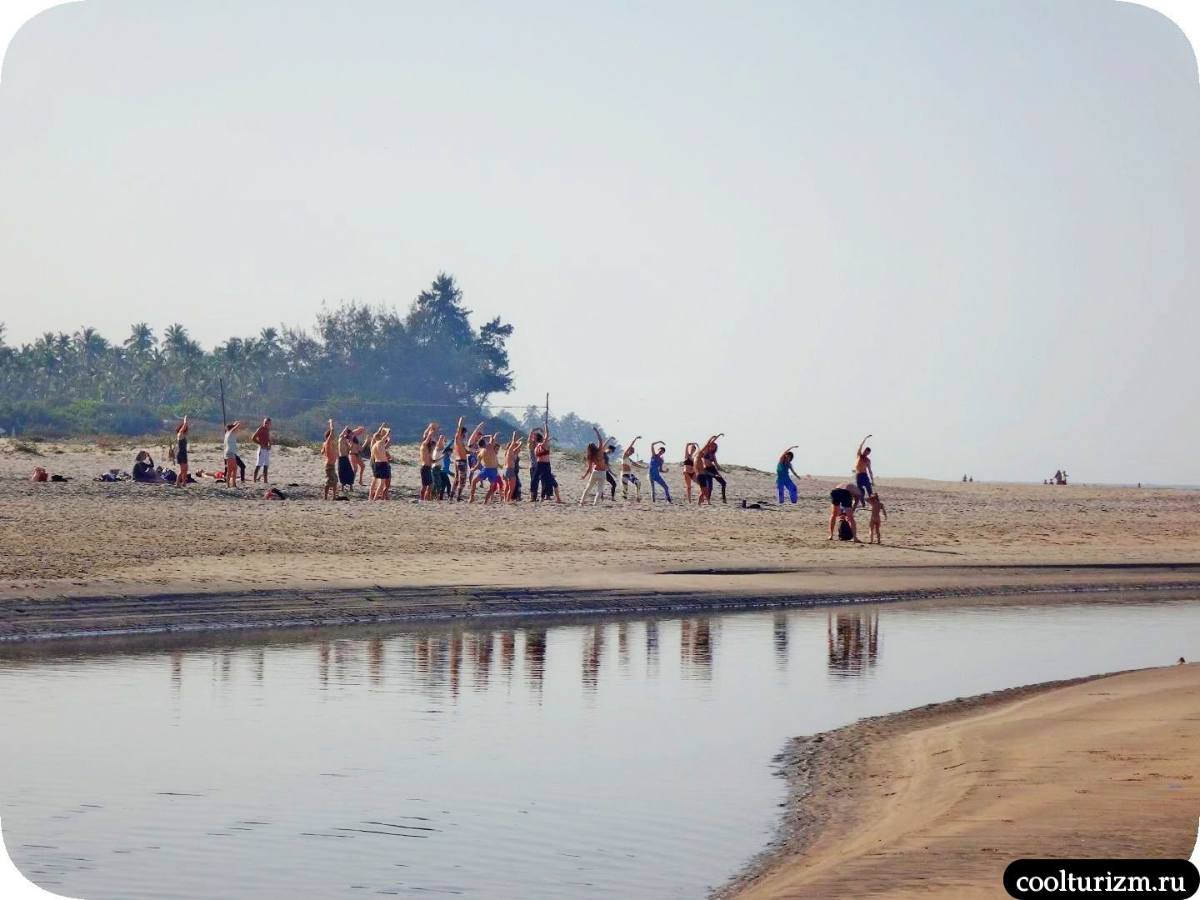 экскурсия по лучшим пляжам Южного Гоа Палолем