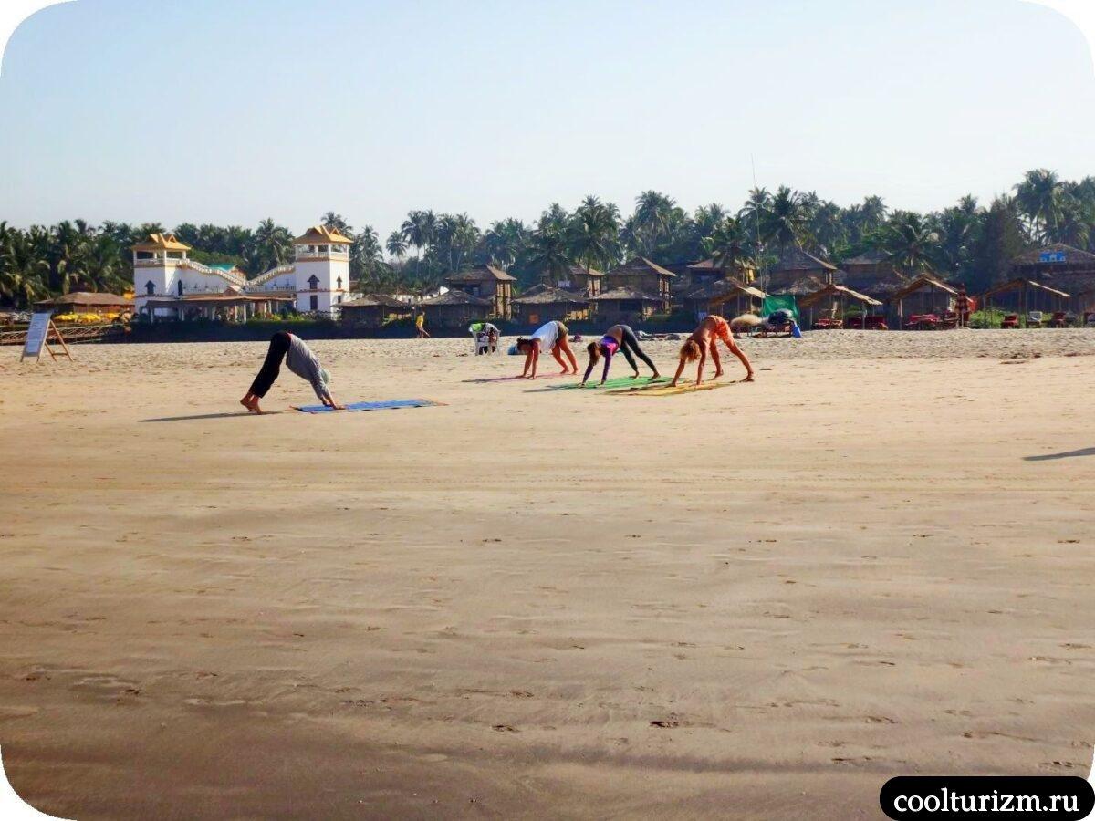 экскурсия по лучшим пляжам Южного Гоа Палолем Агонда