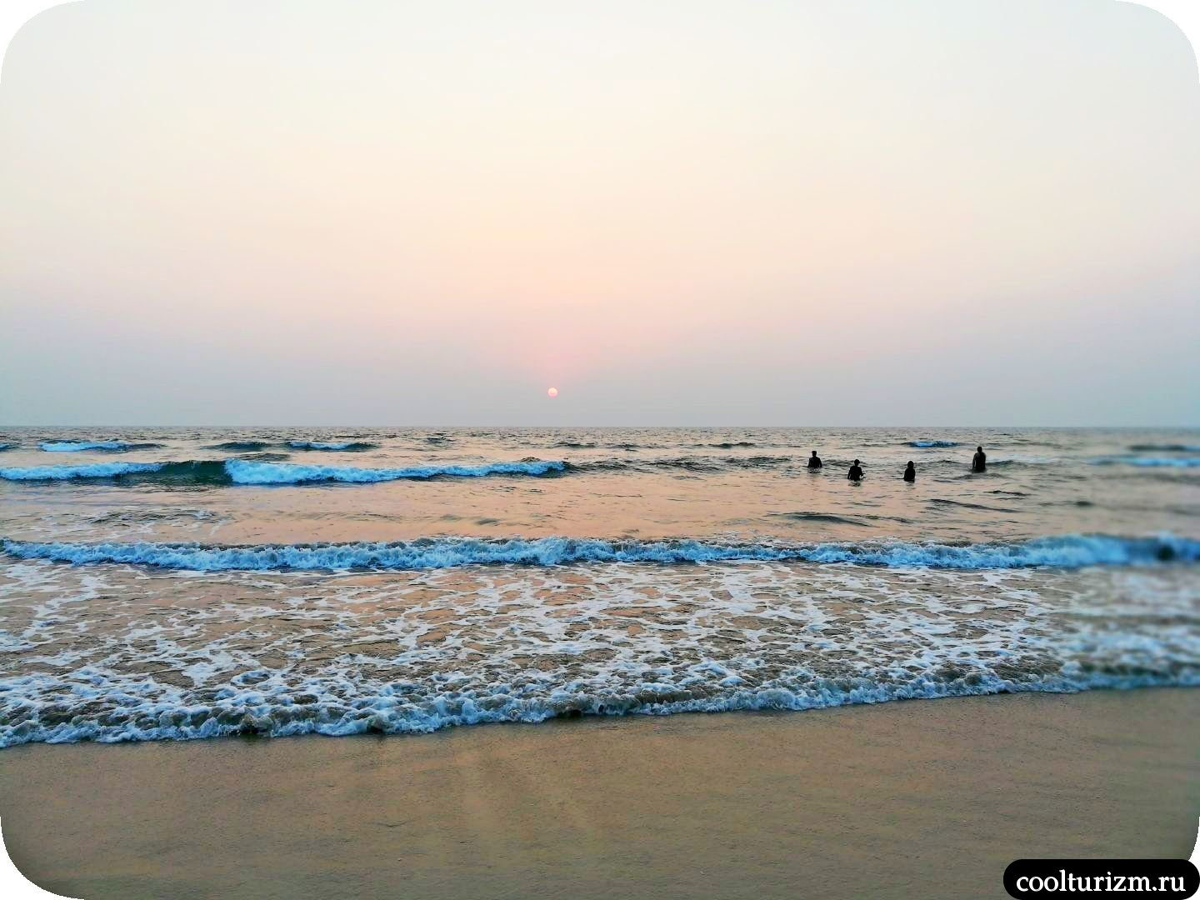 экскурсия по лучшим пляжам Южного Гоа цены