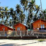 Палолем пляж без волн в Гоа
