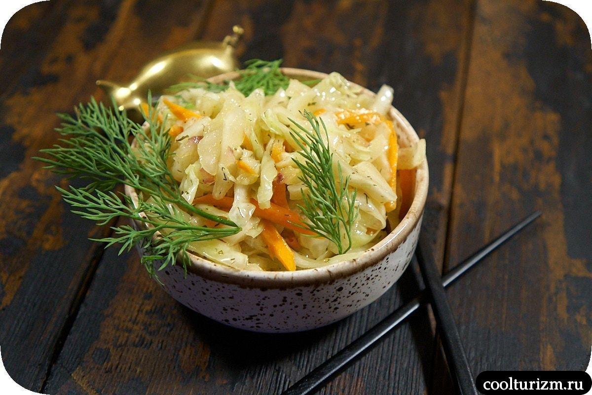 корейская капуста рецепт как приготовить