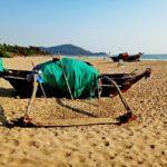 Агонда пляж Южный Гоа