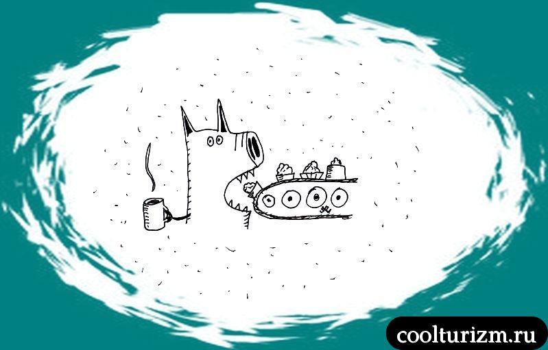 Кафе с роботами и Свинни