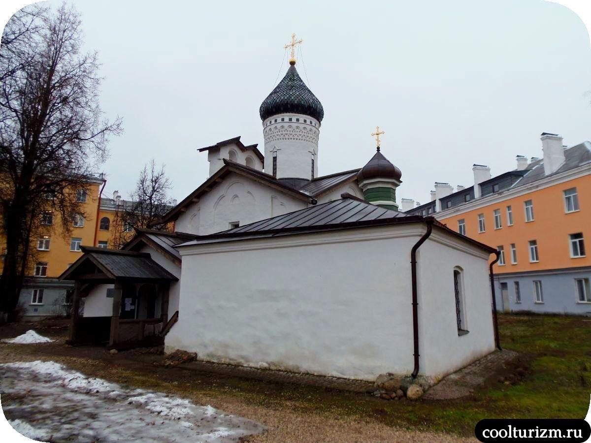Сергиевская церковь Псков