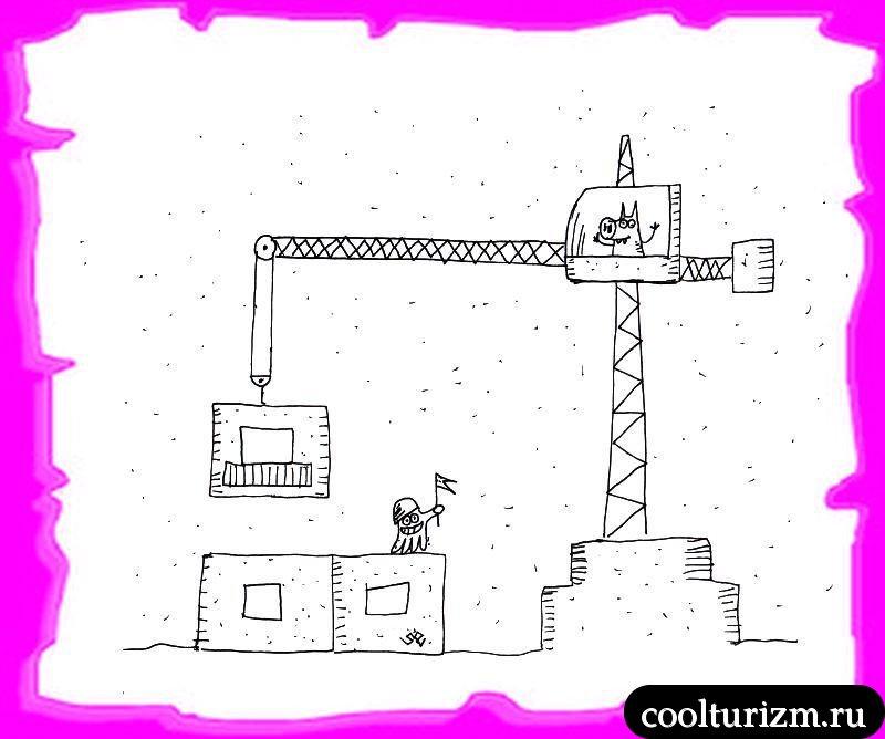 Свинни и Ктулху играют в кубики
