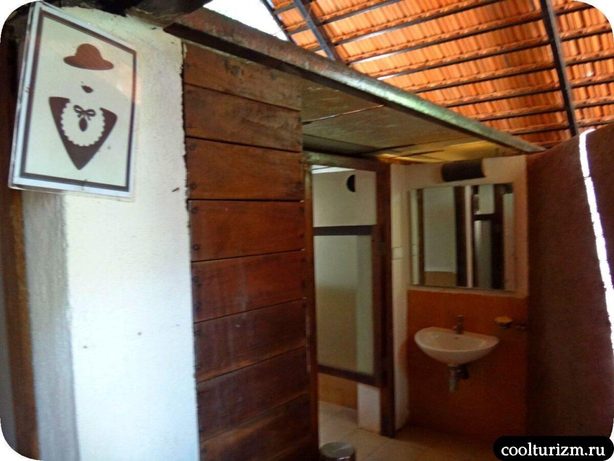 туалет бассейн Инфинити Свапнаганга Западные Гаты