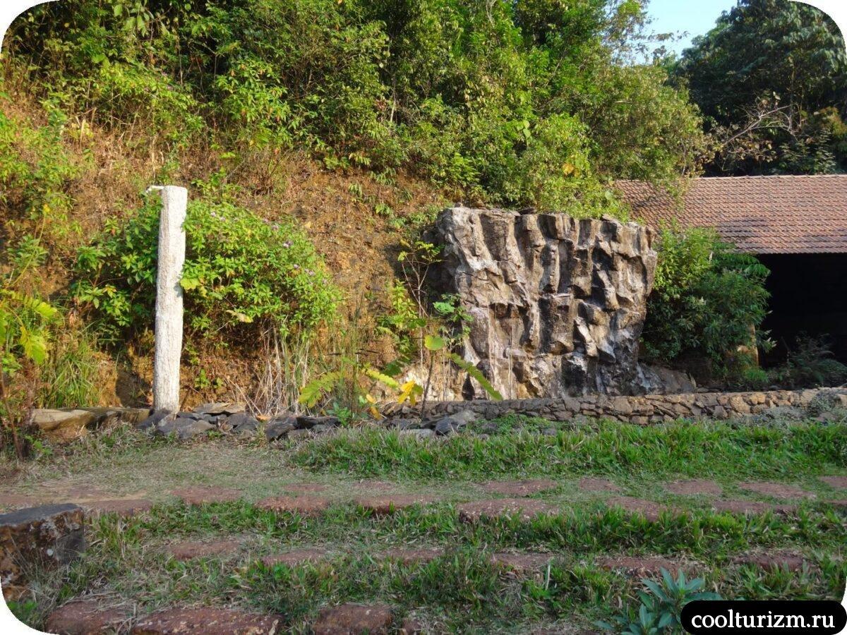 душ и бассейн Инфинити Свапнаганга Западные Гаты