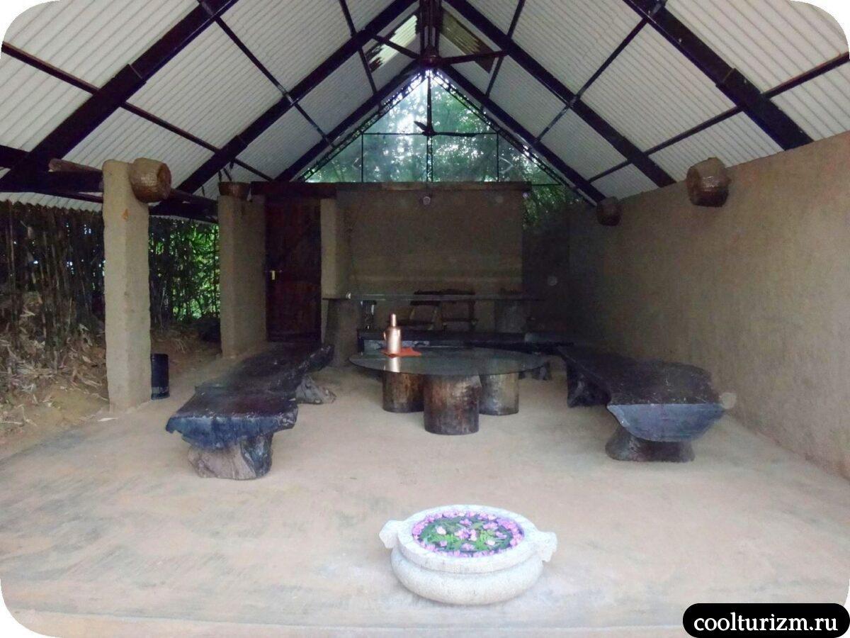 эко-коттеджи в Западных Гатах экскурсия из Гоа на два дня