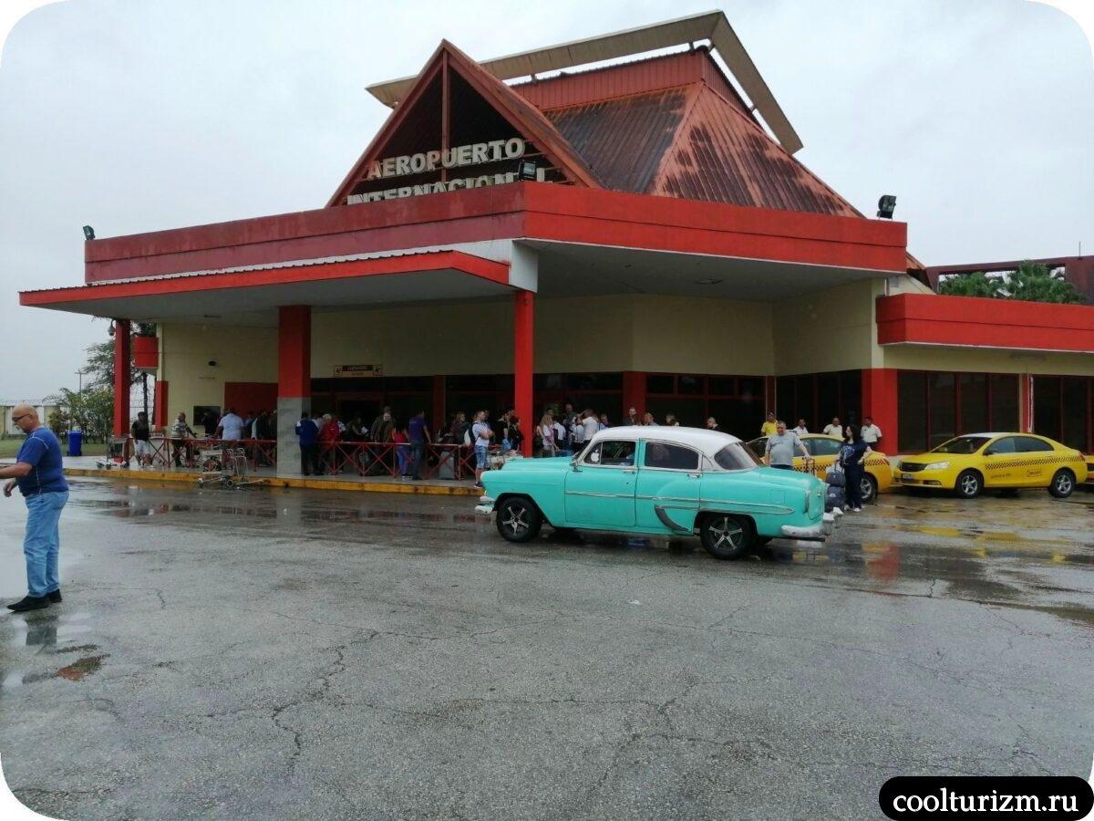 Старые ретро автомобили на Кубе